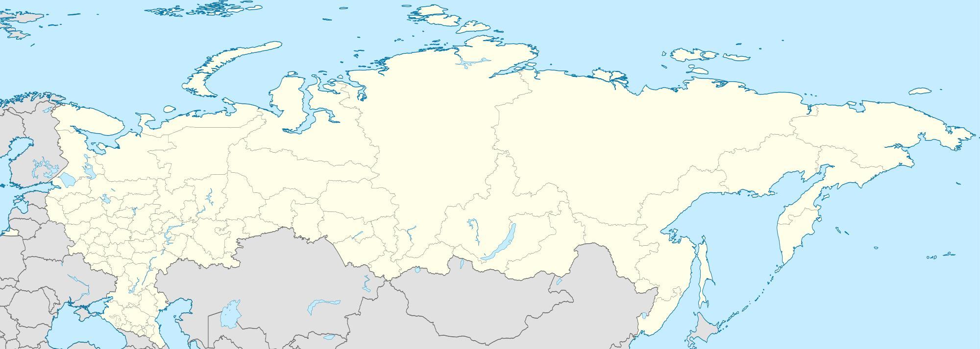 Venaja Kartta Wikipedia Kartta Venajan Wikipedia Ita Eurooppa